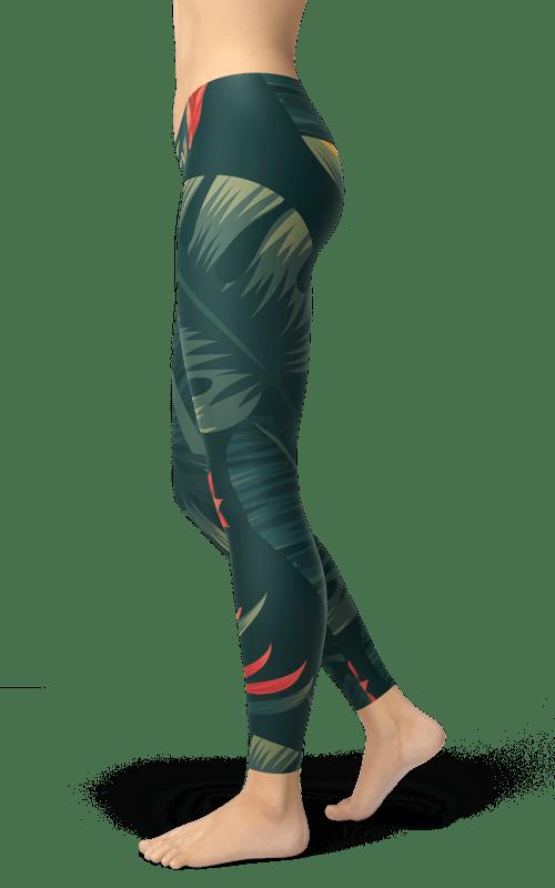 Vietnam Leggings Gym Fitness Sports Clothing Gearbaron